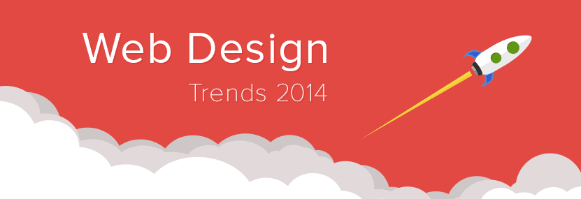 New Web Design Trends of 2014