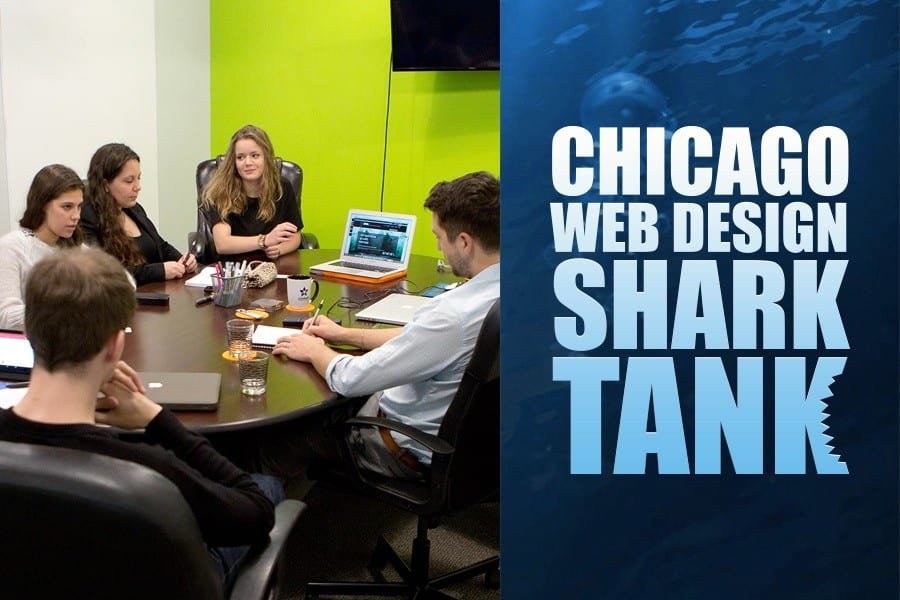 "Chicago Web Design Agency becomes a ""Shark Tank"" for local students"