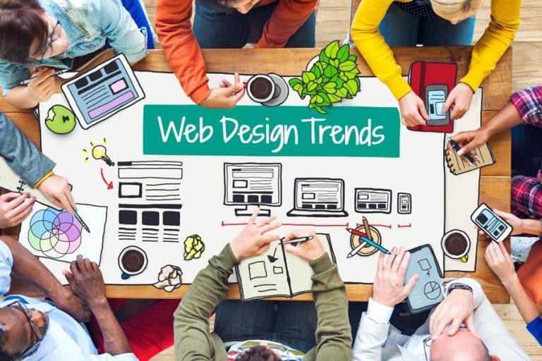 Top 10 Website Design Trends of 2016