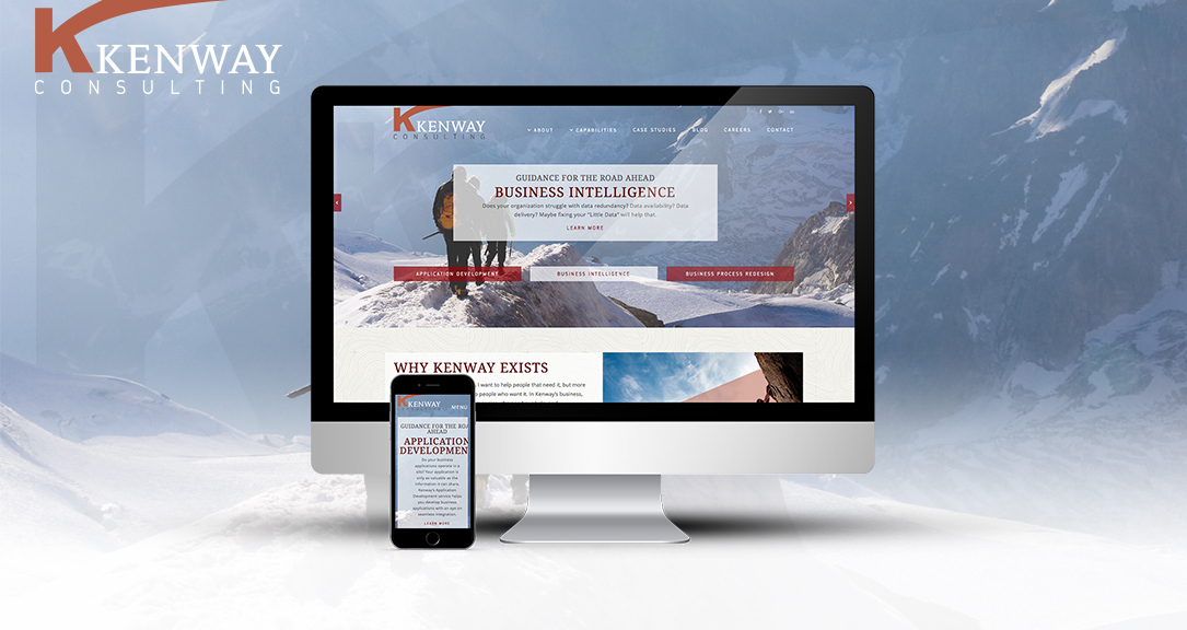 Kenway Consulting Website Design & Development
