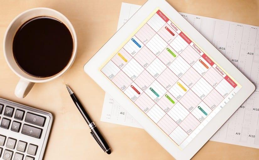 Online Marketing Campaign Timeline