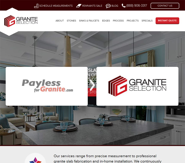 Brand and Website