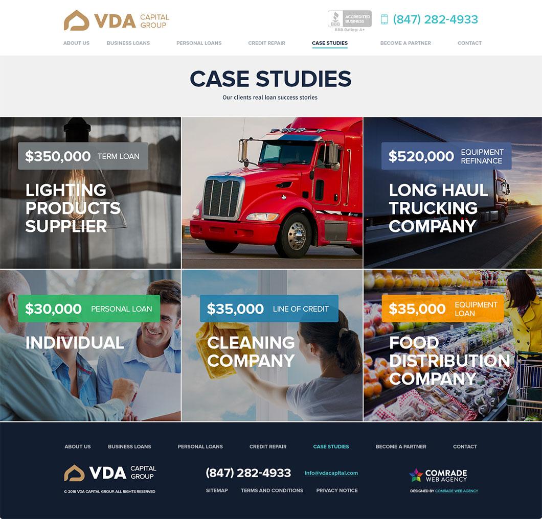 VDA Capital Group Image