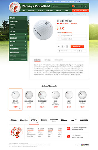 Golfball Monkey Image