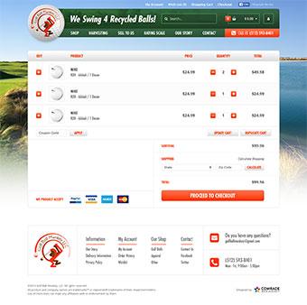 Golfball Monkey Image