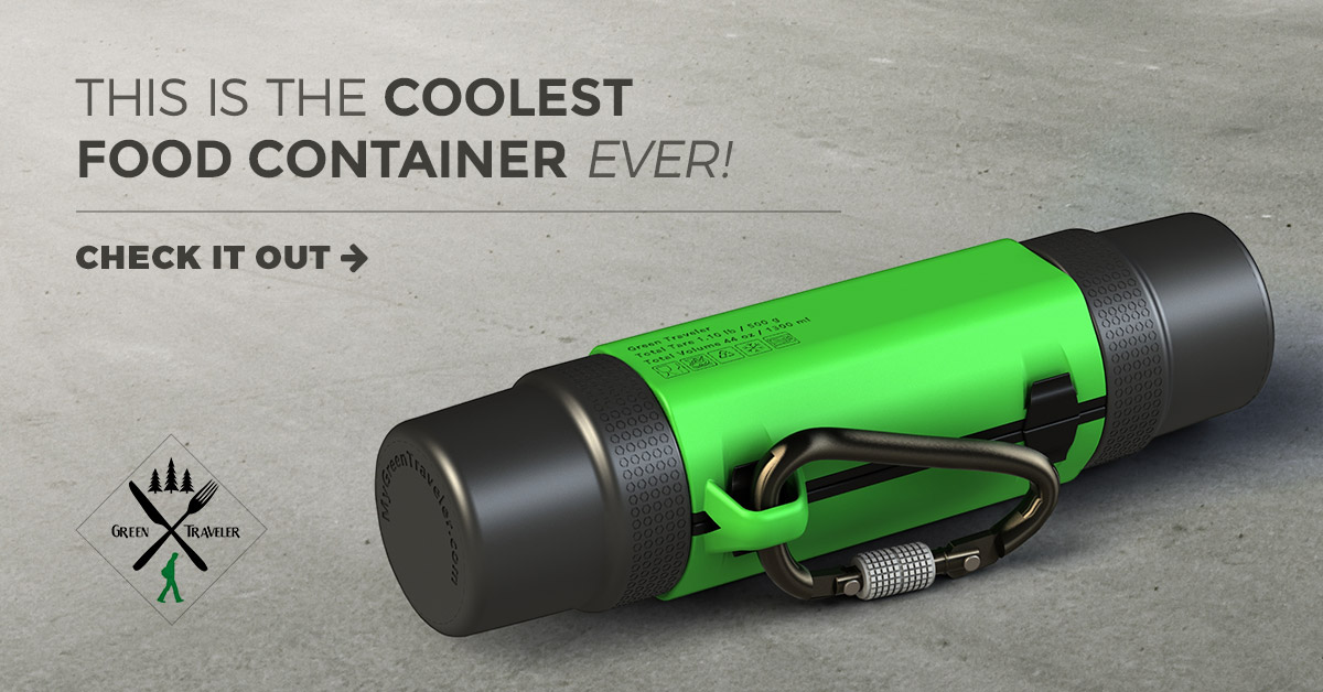 Green Traveler Facebook Ads