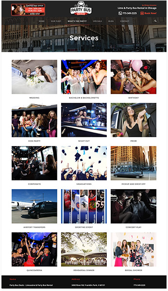 PartyBus Deals Image