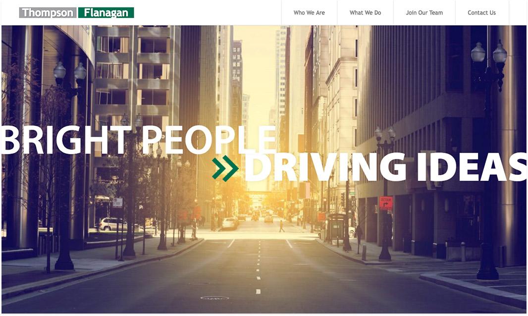 Thompson Flanagan Homepage
