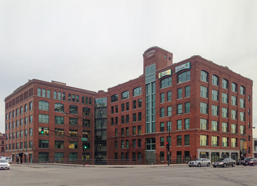 Time for expansion! Welcome to Our New Chicago Headquarters!