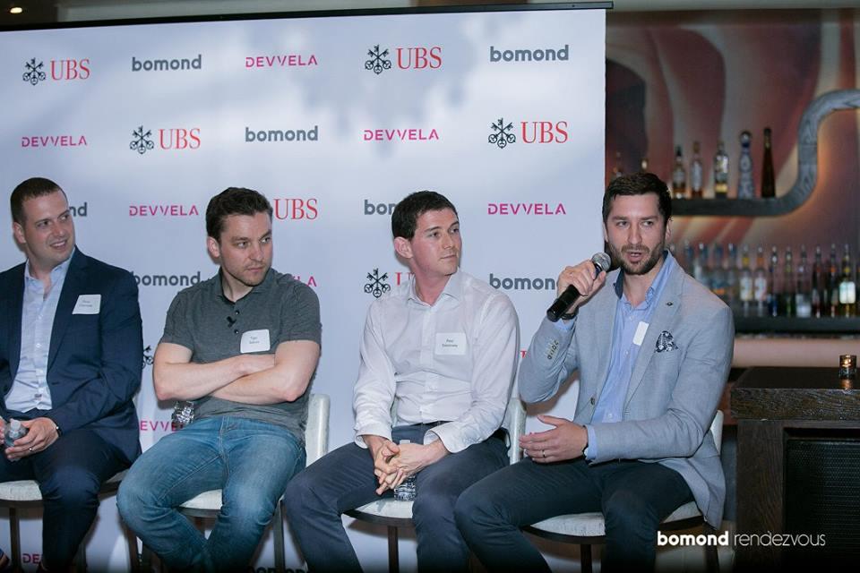 CEO Ivan Vislavskiy Speaking at Bomond Rendezvous