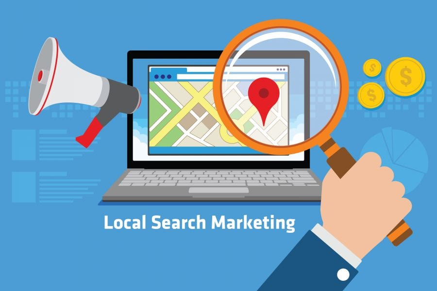 4 Ways To Get Your Business Found Locally
