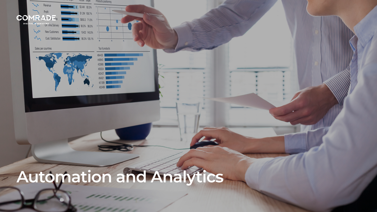 b2b automation and analytics