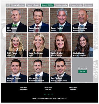 Thompson Flanagan attorney team bios