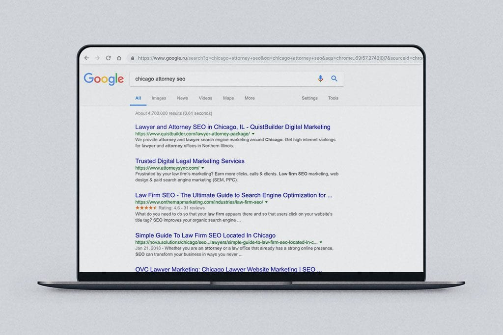 The SEO for Lawyers Guide