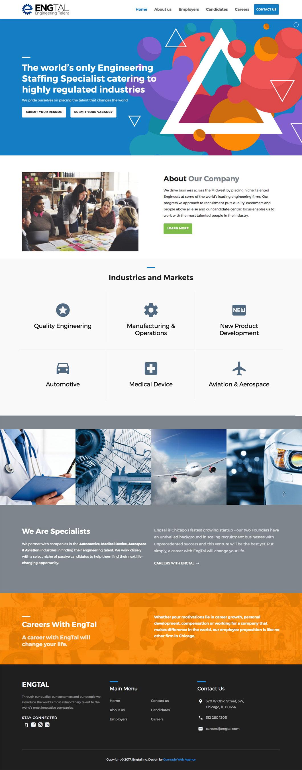 Engtal Homepage