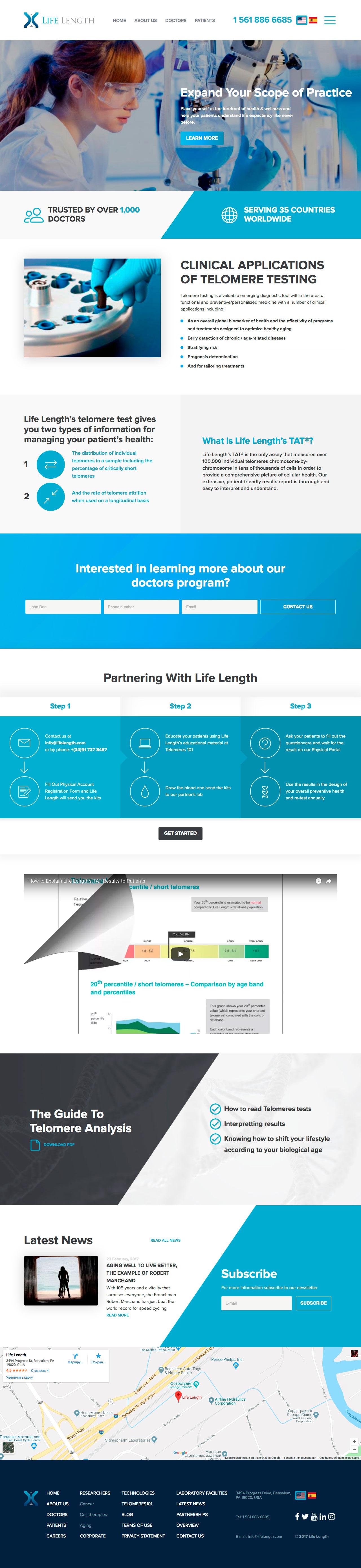 Life Length Image