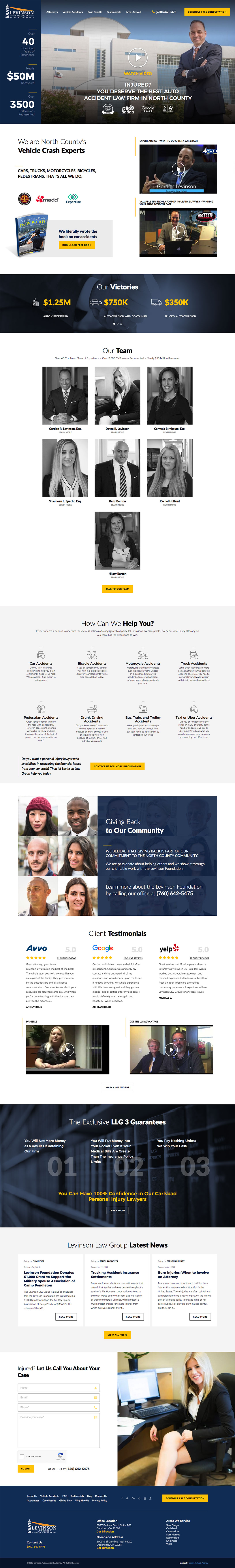 LLG Homepage