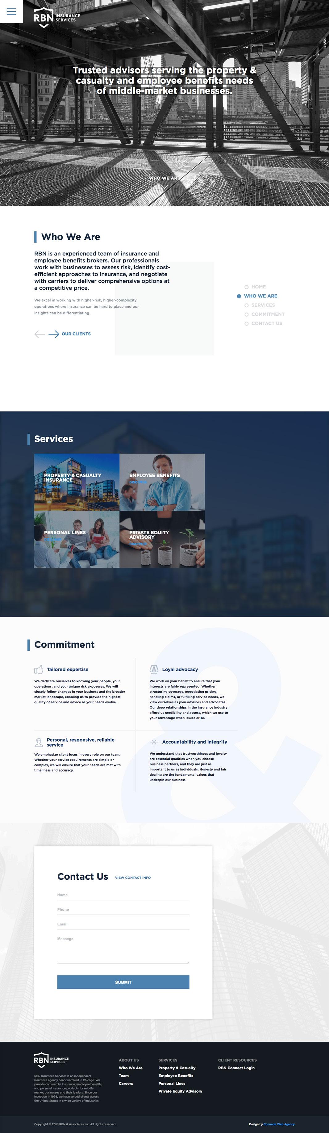 RBN Homepage