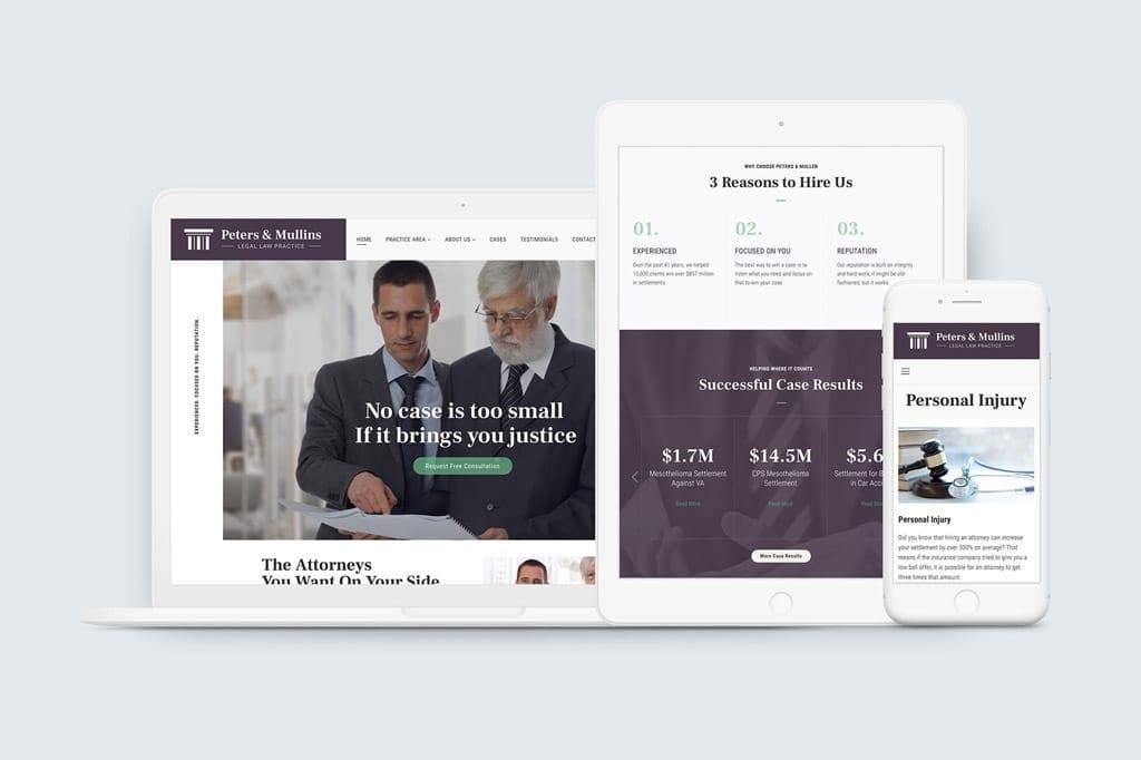 attorney-website-design