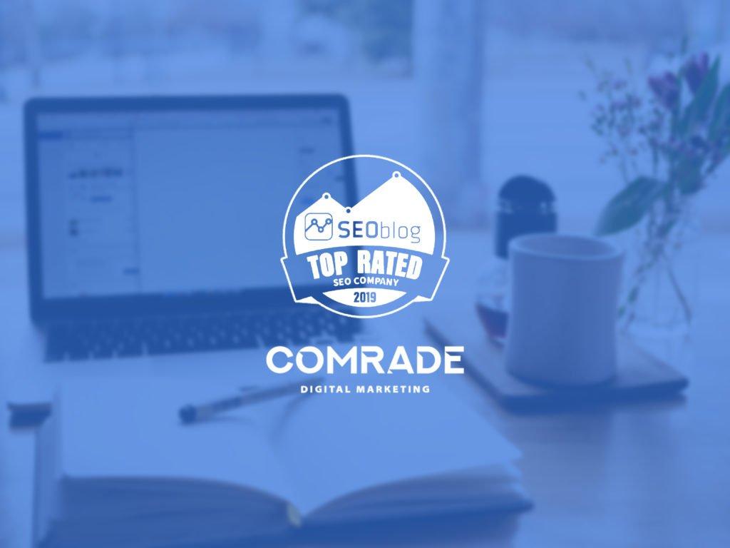 SEOblog.com Names Comrade Digital Marketing Among Best SEO Companies in Chicago in 2019