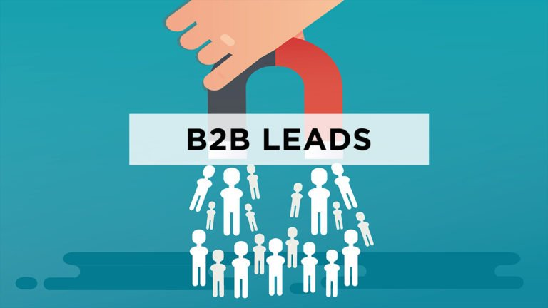 How to Generate More B2B Leads Through Your Website (Traffic)