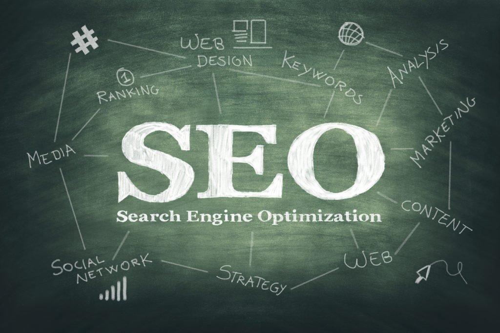 SEO from web agency