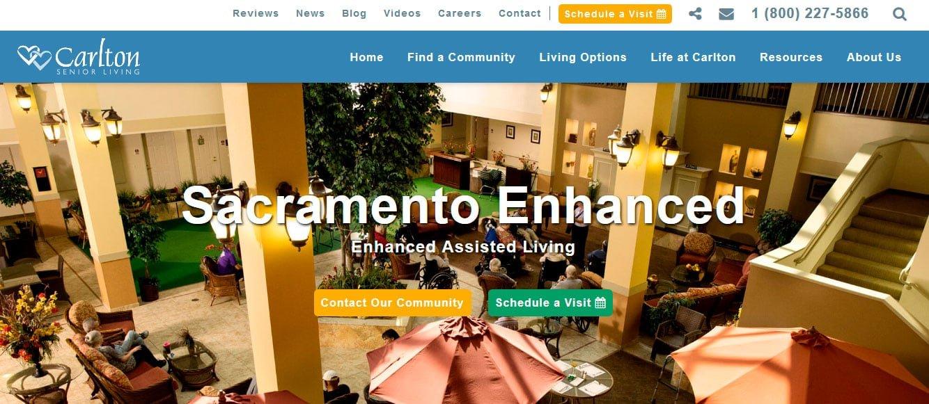 Best senior living websites