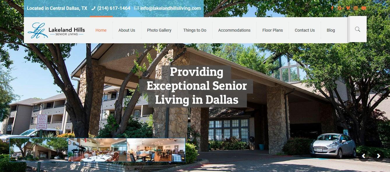 Best senior living websites 2020