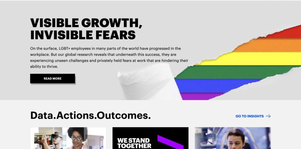 Accenture Company's service