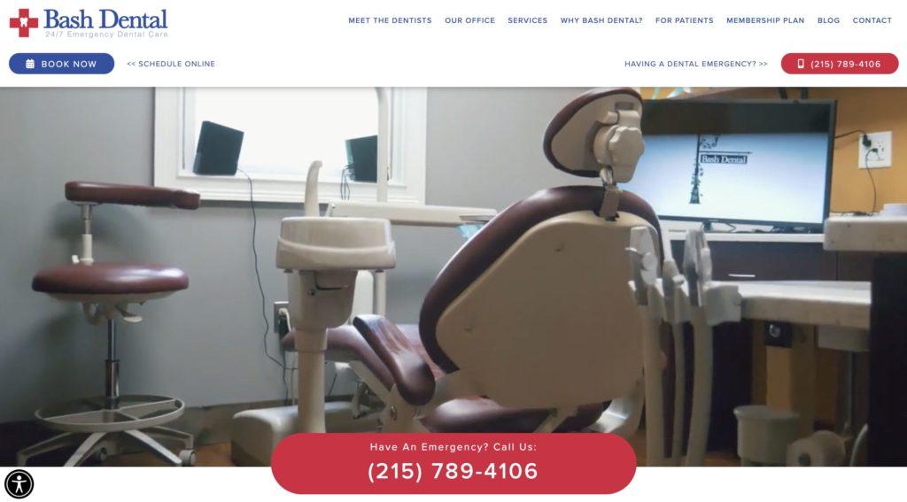 BashDental emergency Dentistry
