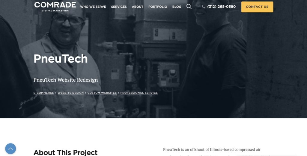 If You Build It They Will Come: The Top 22 Best-Structured Manufacturing Websites