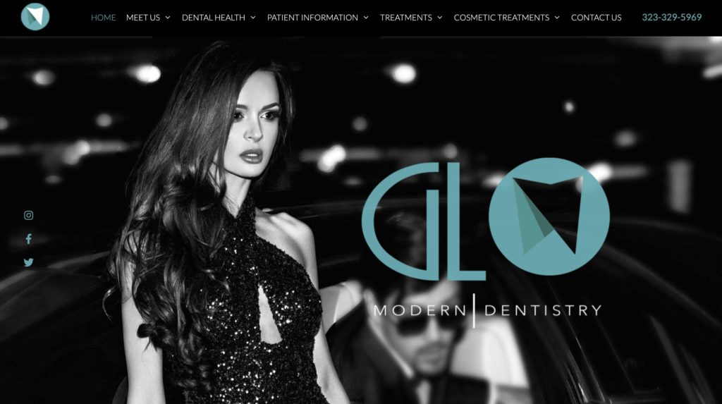 Glomoderndental Dentist Hollywood