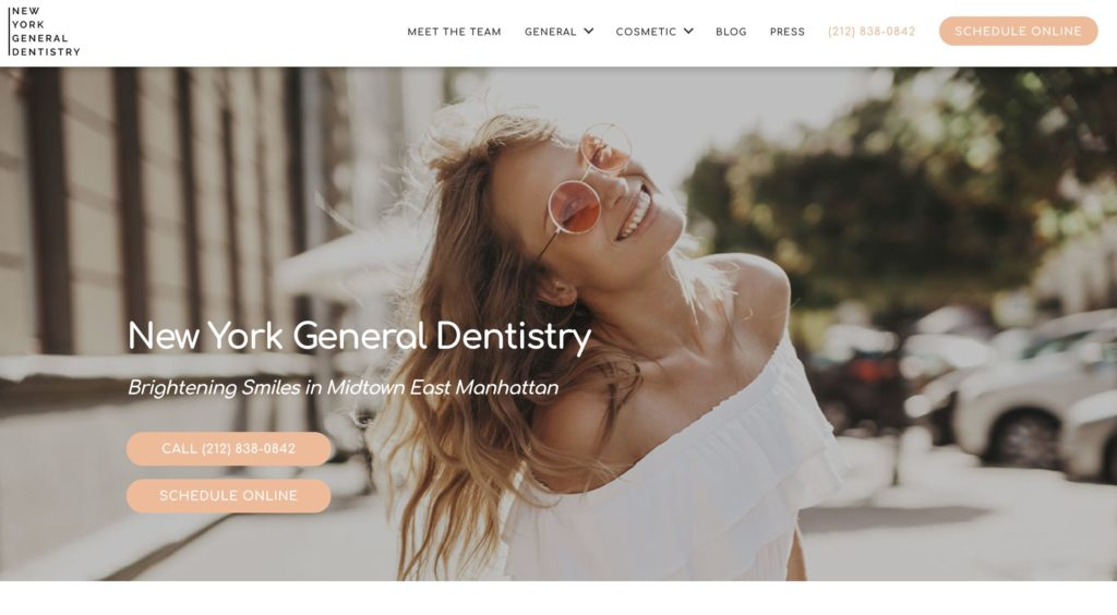 Dentist Midtown East NY | Manhattan Dental Care | Inna Chern DDS