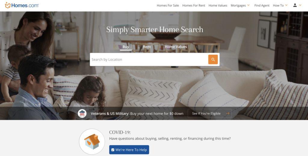 Homes.com - Homes for Sale