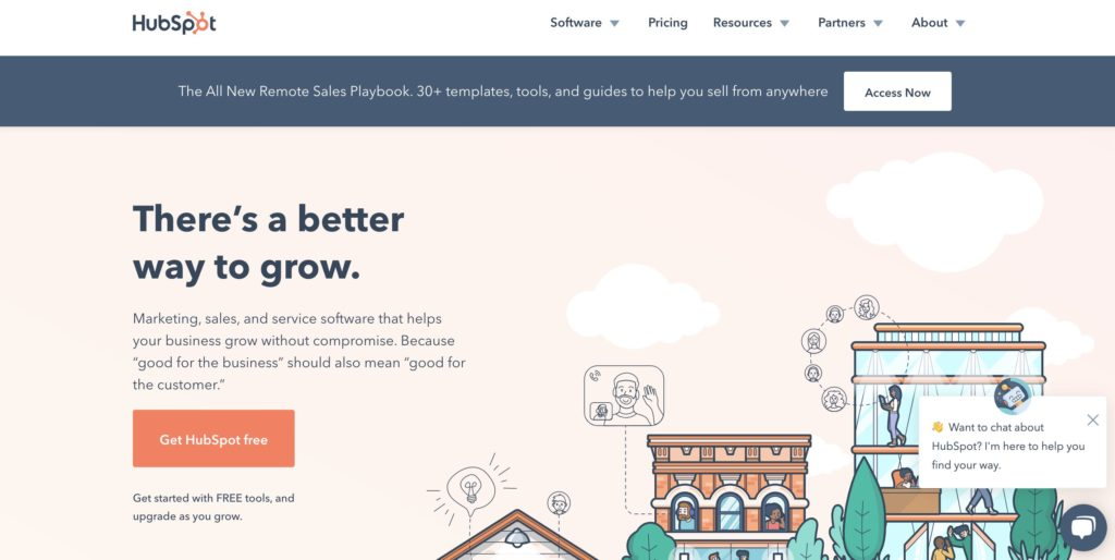 HubSpot | Inbound Marketing, Sales, and Service Software
