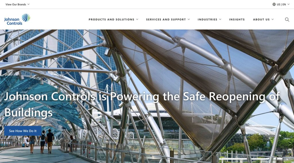 Johnson Controls Construction