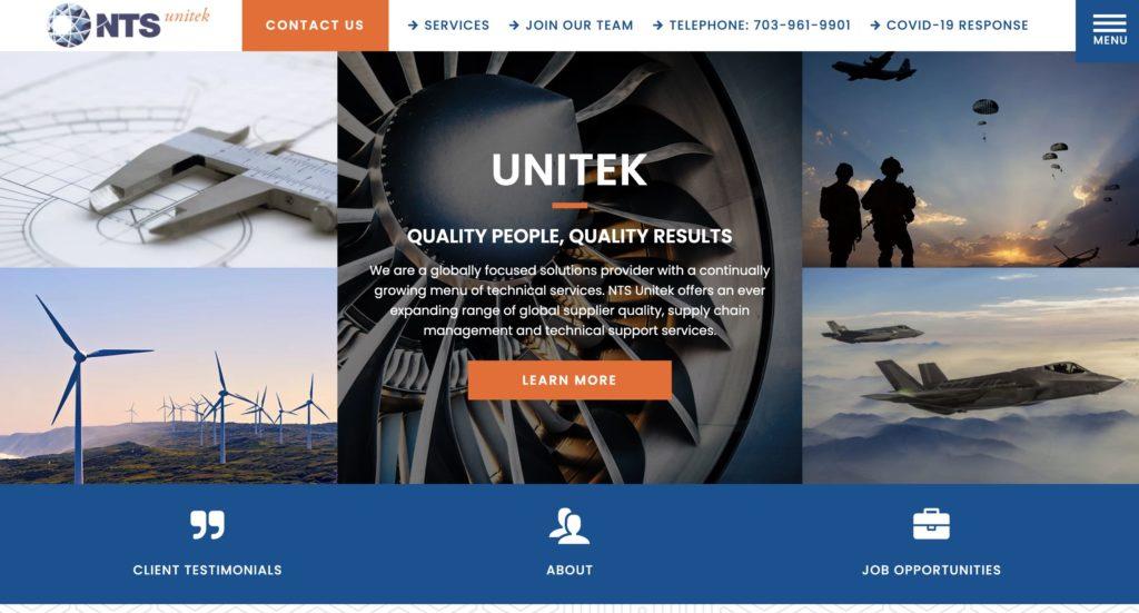 NTS Unitek Source Inspection & Quality Assurance Audits