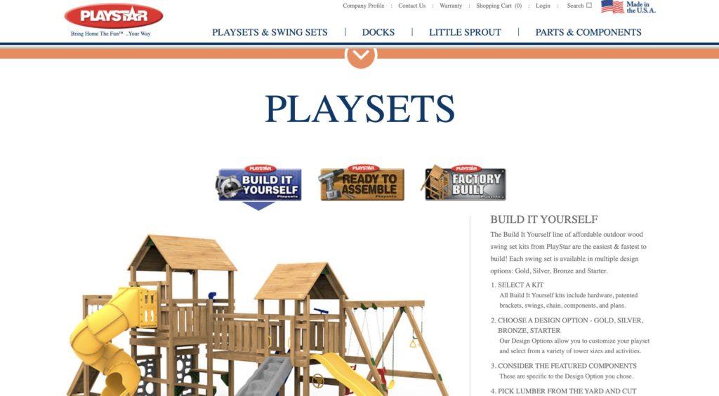 Playstar Play Sets