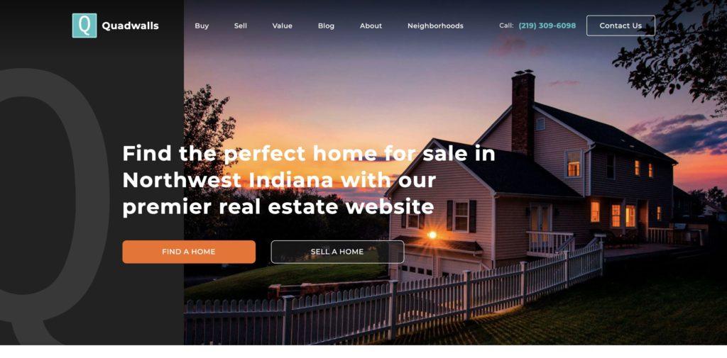 Quadwalls - Homes for Sale