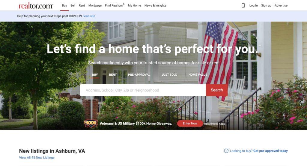 Realtor.com - Homes for sale