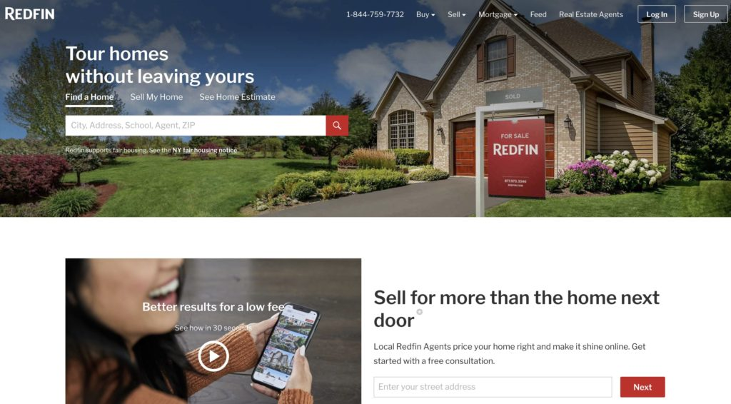 Redfin - Real Estate, Homes for Sale