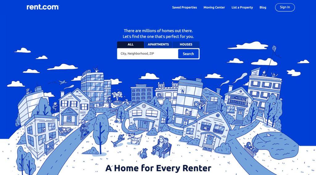 Rent.com - Apartment Finder |