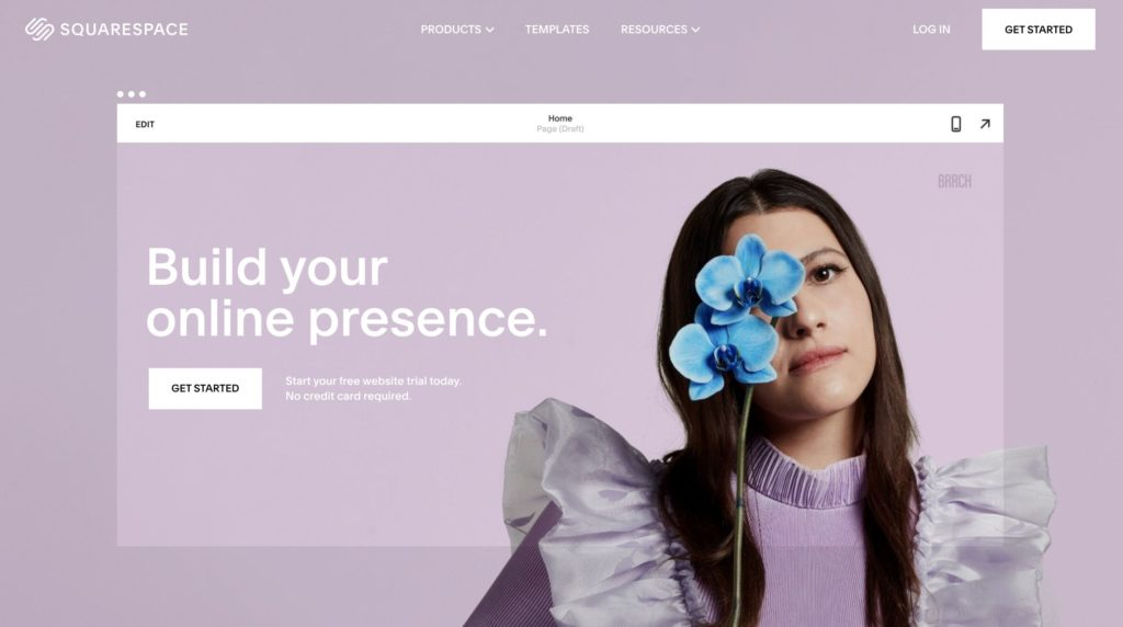 Squarespace - Website Builder