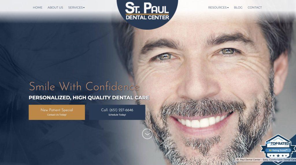 St. Paul Dental Center - Easy, Comfortable Dental Care