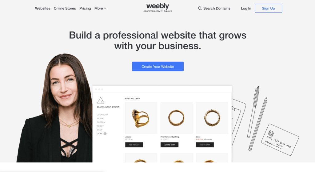 Weebly / Free Website Builder