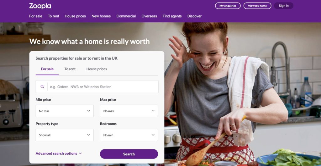 Zoopla - Search Property to Buy, Rent, House Prices