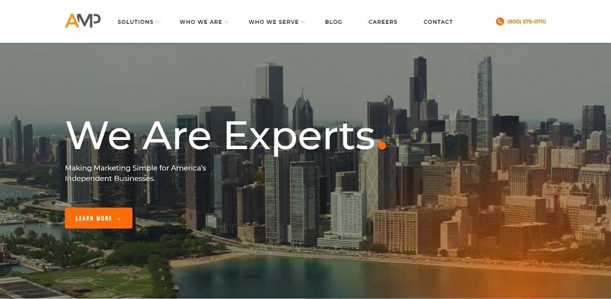 best b2b website american marketing publishing
