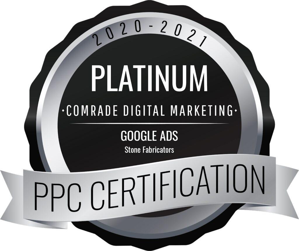 Comrade Digital Marketing PPC Certification