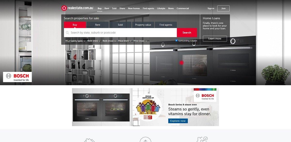 best real estate website