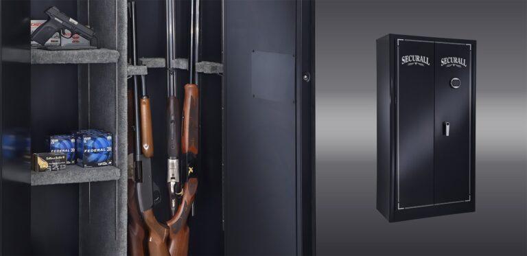 SECURALL Gun Cabinets
